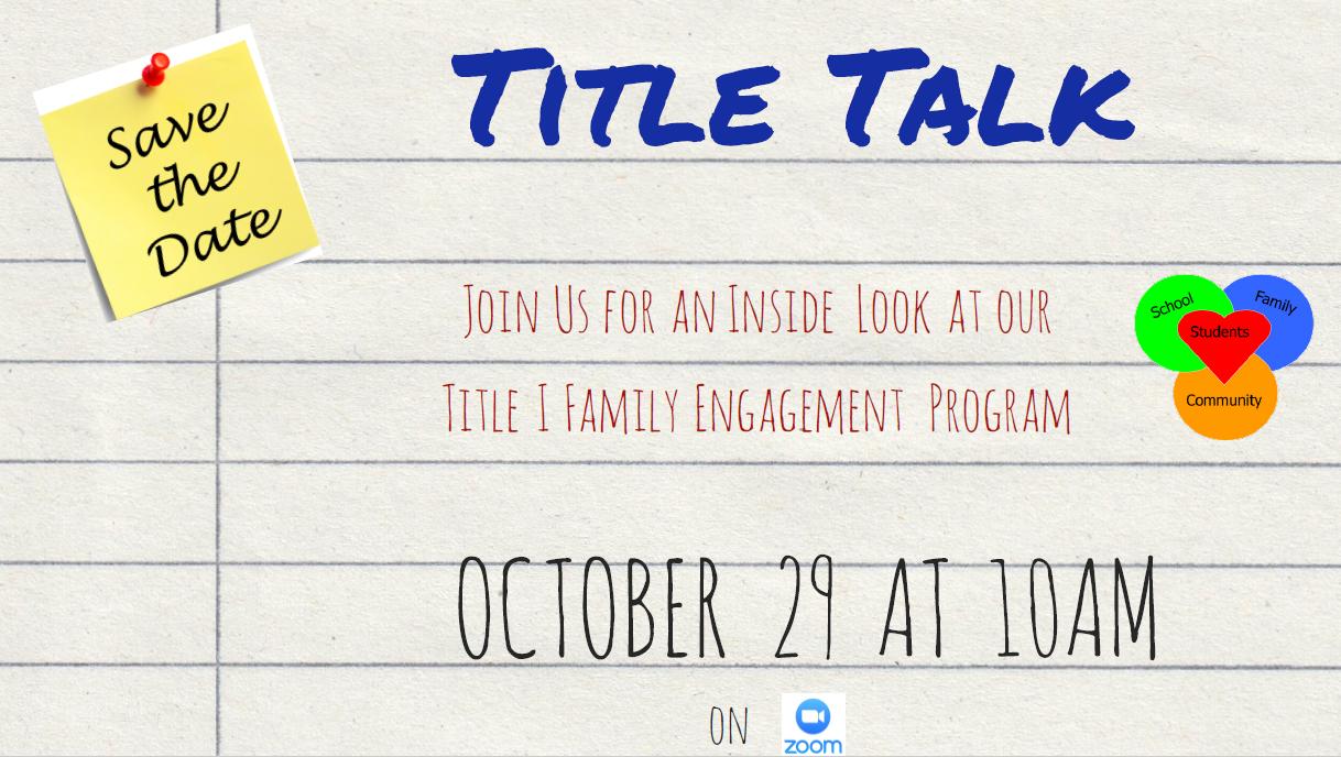 Zoom October Meeting