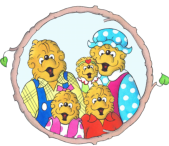 Berenstain Bears Drawing