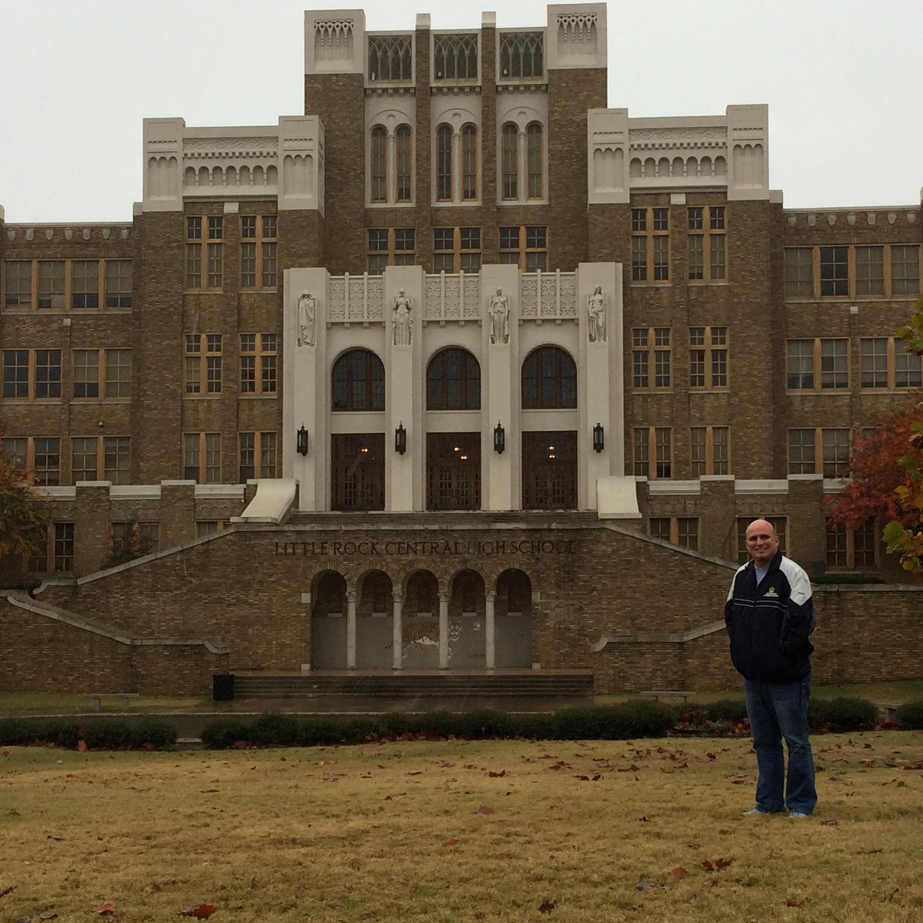Central High School (Little Rock Arkansas)