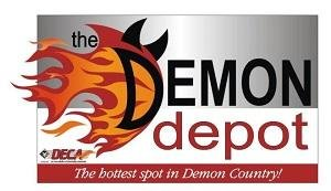 Demon Depot logo