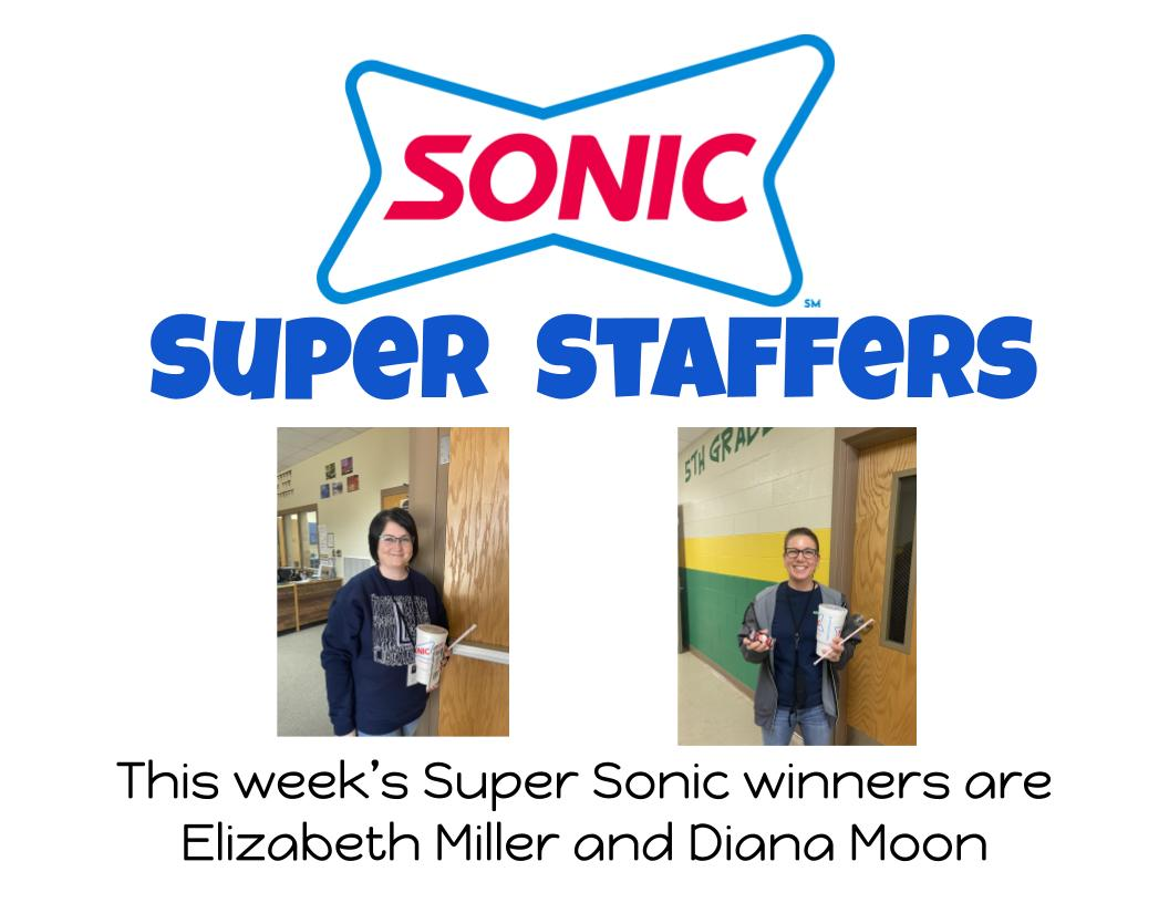 Super Sonic Winners
