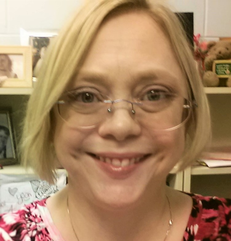 Library Media Specialist, Amy Wallace