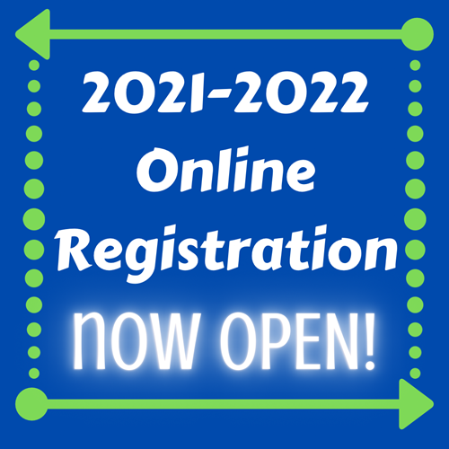 online registration open