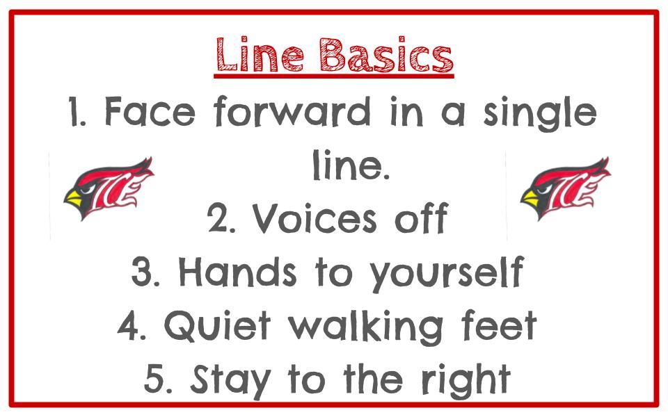 PBIS Line Basics