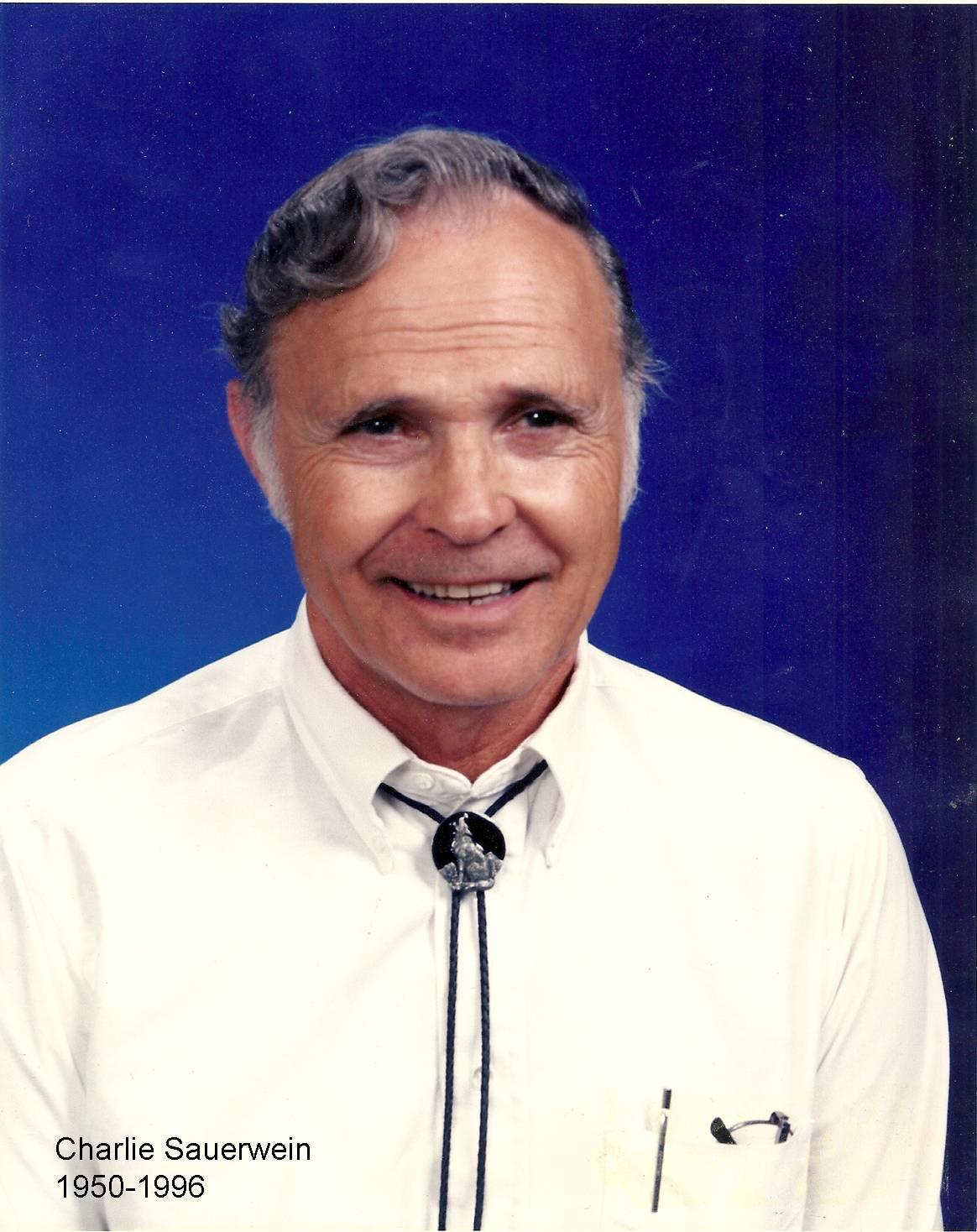 Charlie Sauerwein