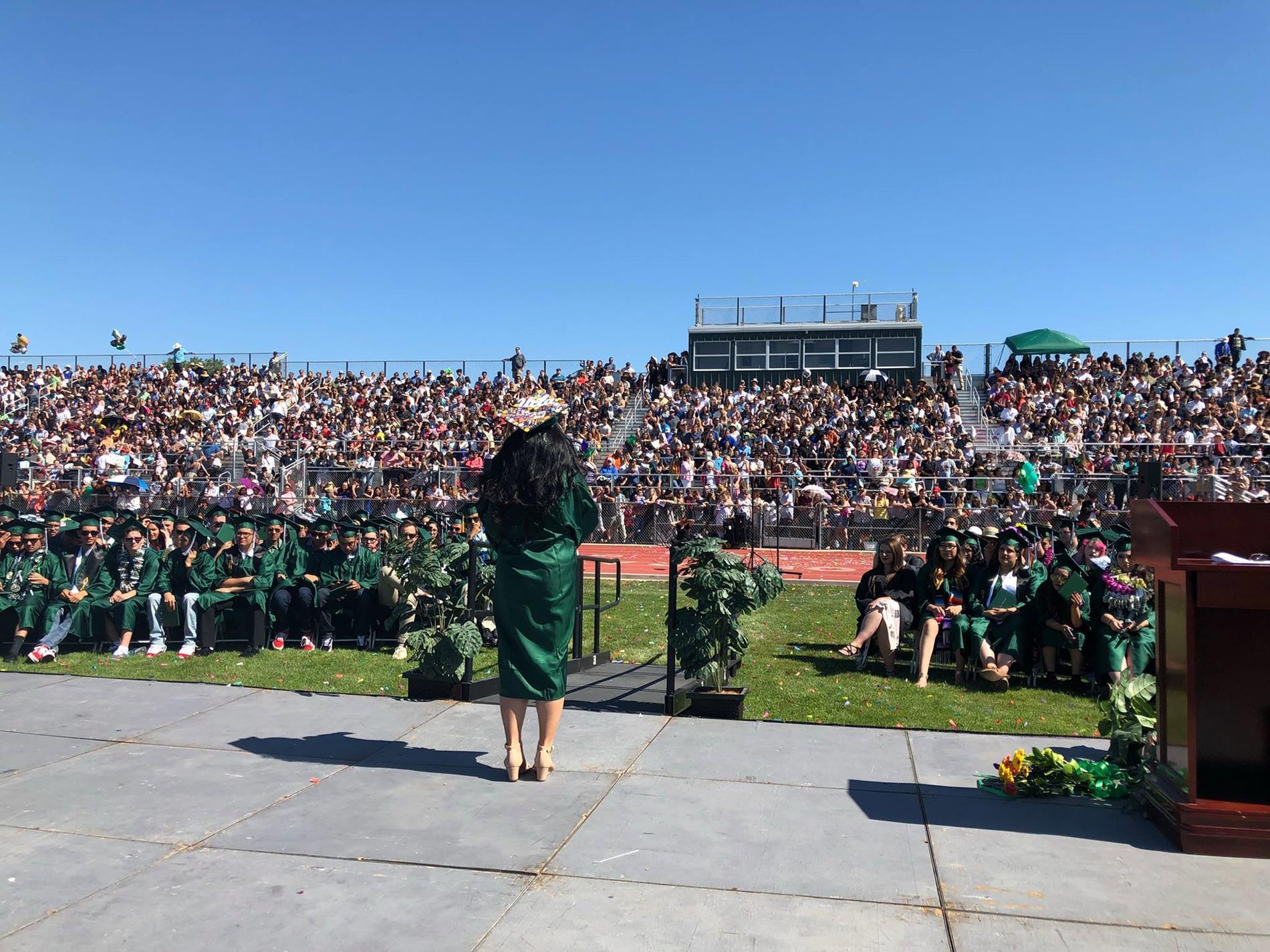 Dixon Unified School District Graduation