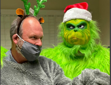 Max and Grinch