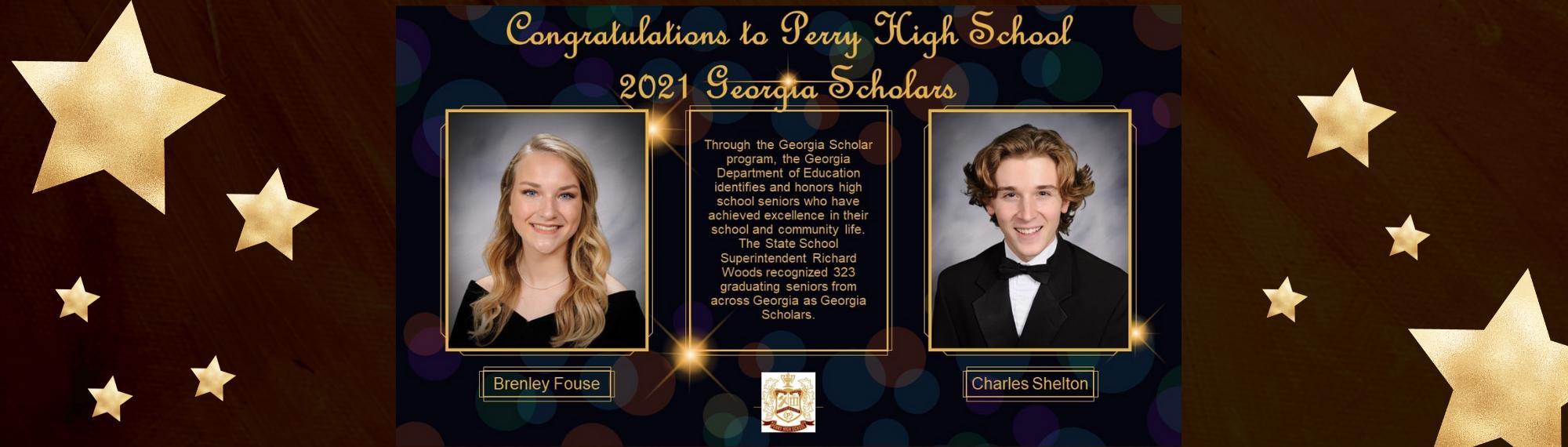 Georgia Scholars