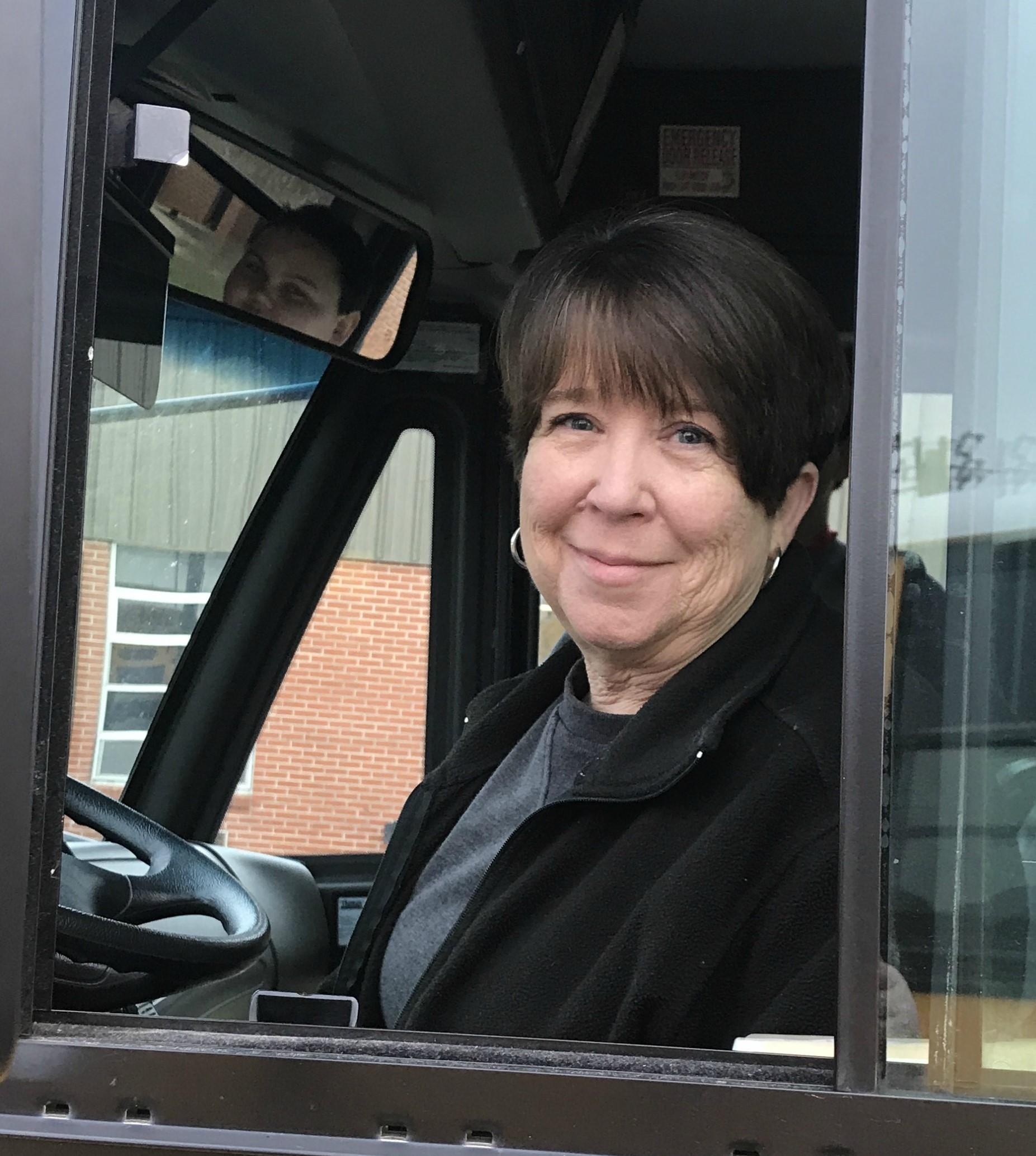 Debbie Blakely (Bus 73-16 Cedar Hill/Ardmore)