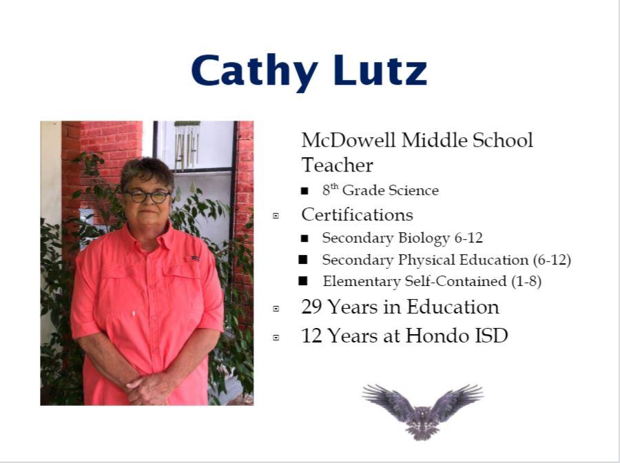 Cathy Lutz