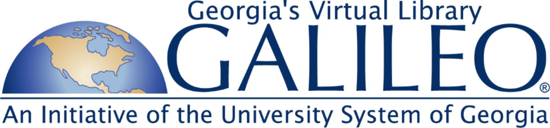Galileo Logo, half globe.