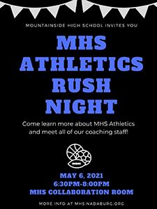 MHS Athletic Rush Night