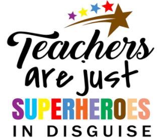 Teacher Superhero