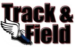 Track and Field banner