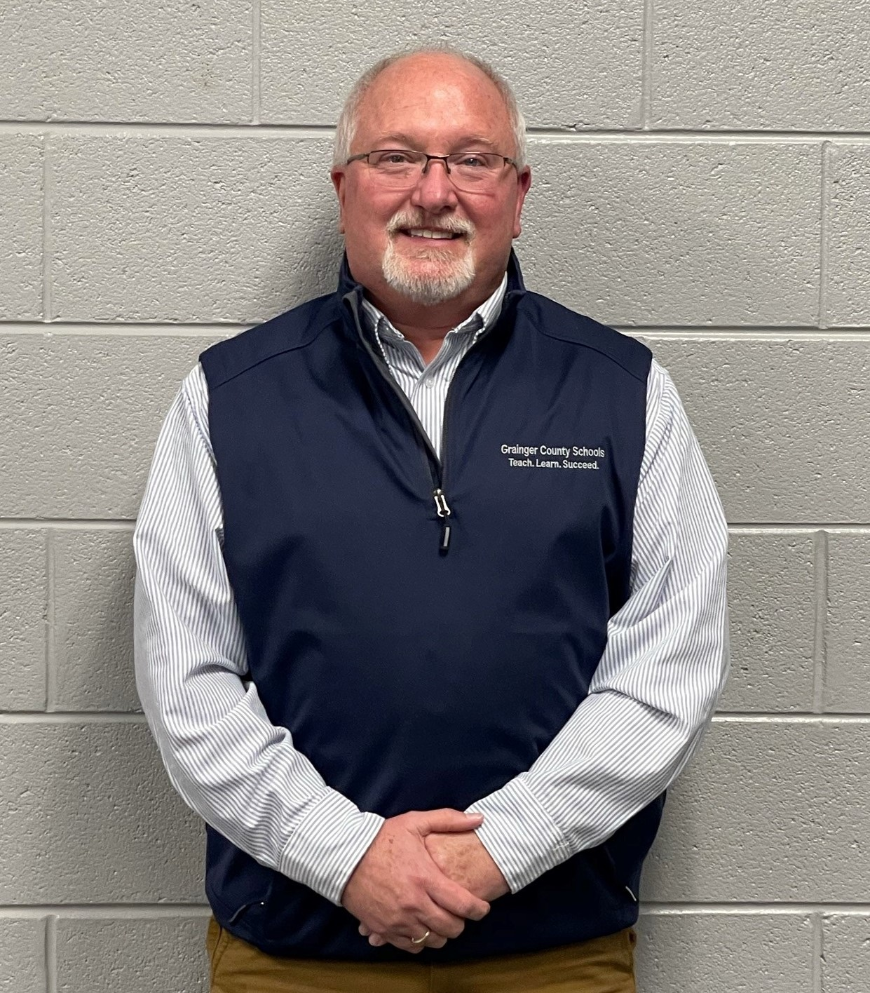 Mr. Harold Frazier  Chairman  District 3