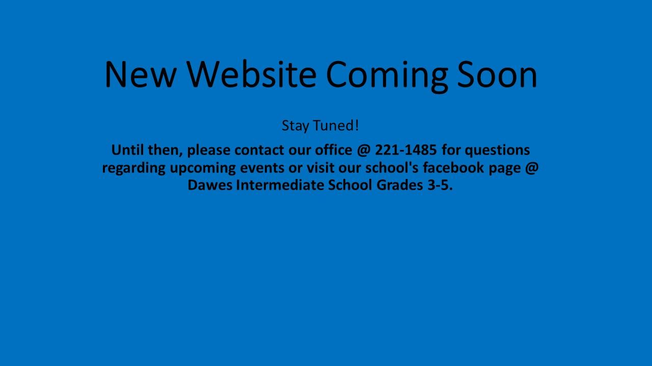 School Site Coming Soon