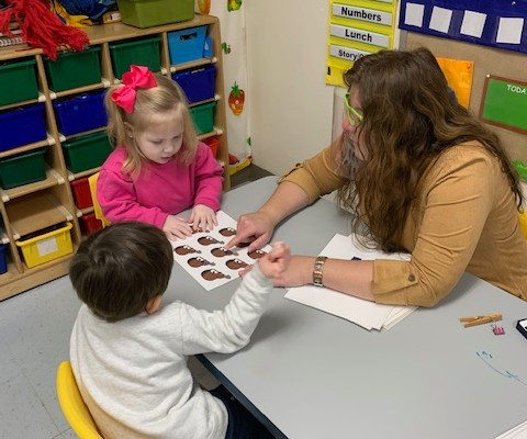 Mrs. Oldham's 3-Year-Old Class