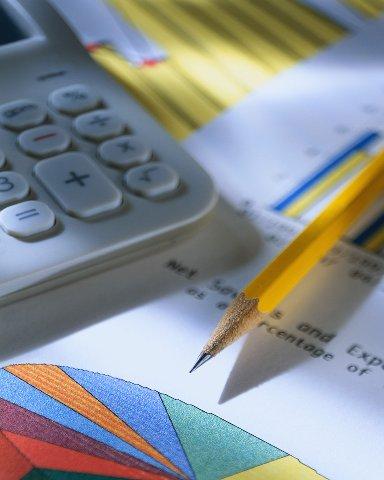 Calculator Pencils and Graphs