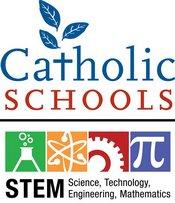Catholic Schools STEM logo
