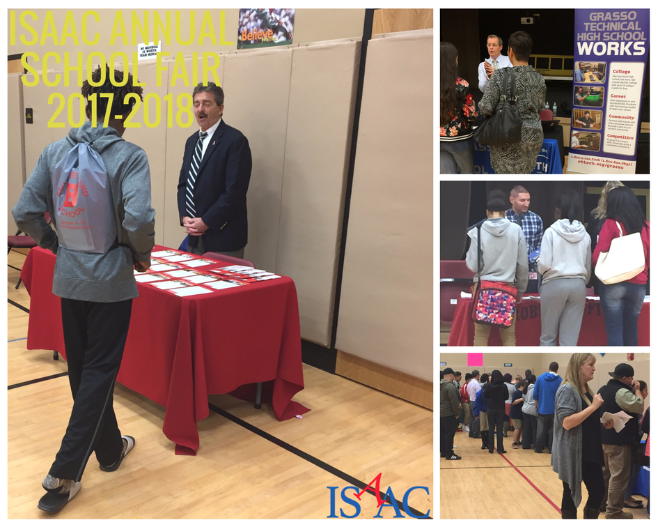 ISAAC High School Fair