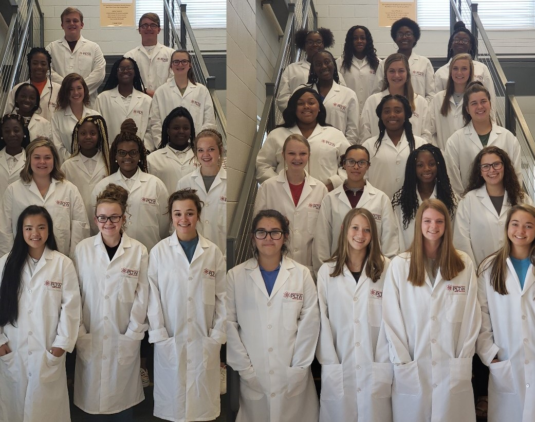 PLTW Biomedical Class