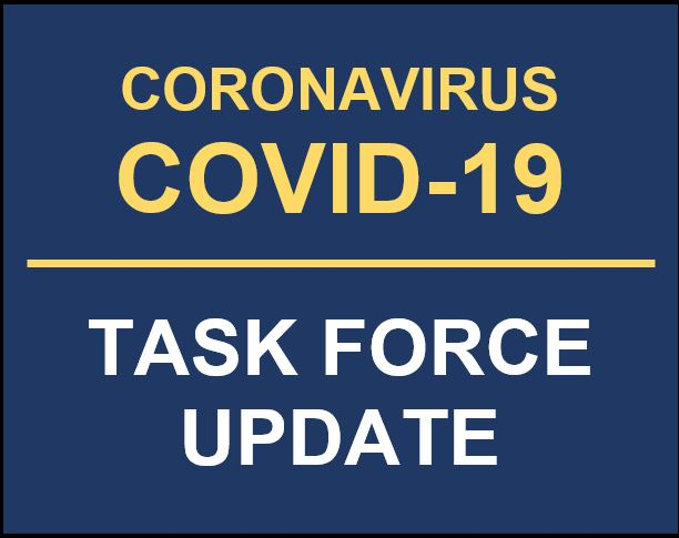 Hamblen County Coronavirus Task Force Update