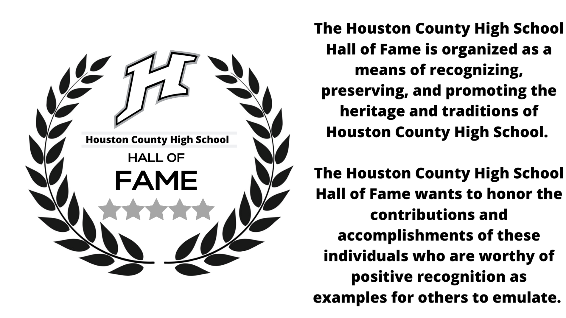 HCHS Hall of Fame