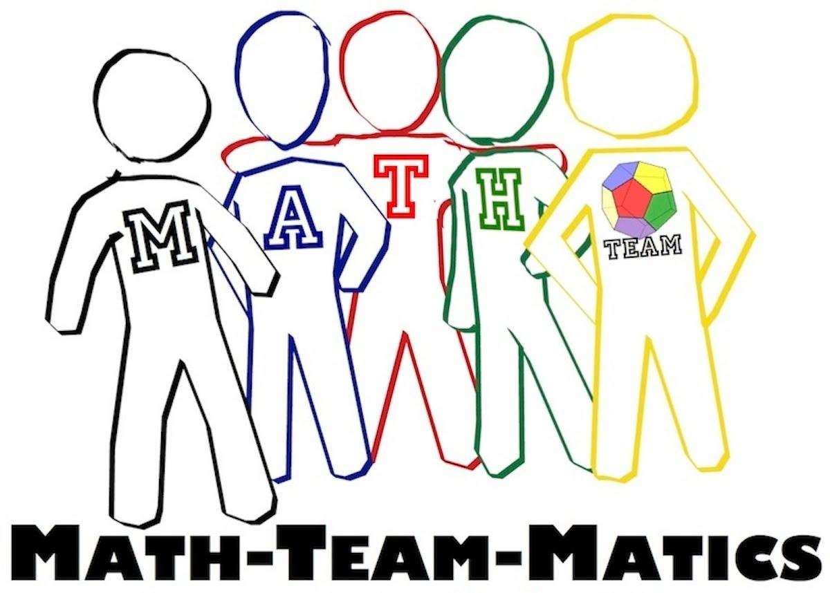 Math Team Matics Symbol
