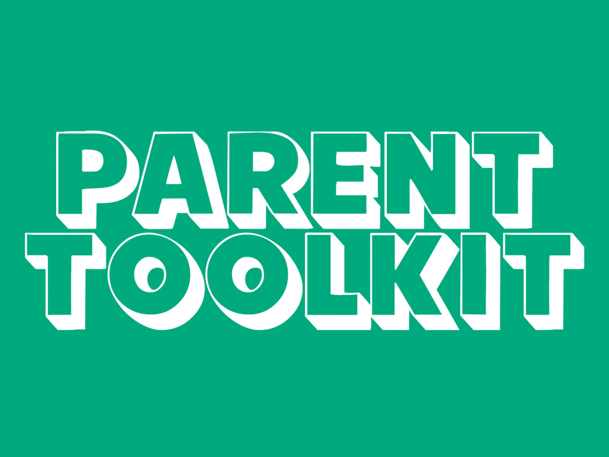 Parent Toolkit Logo with website link