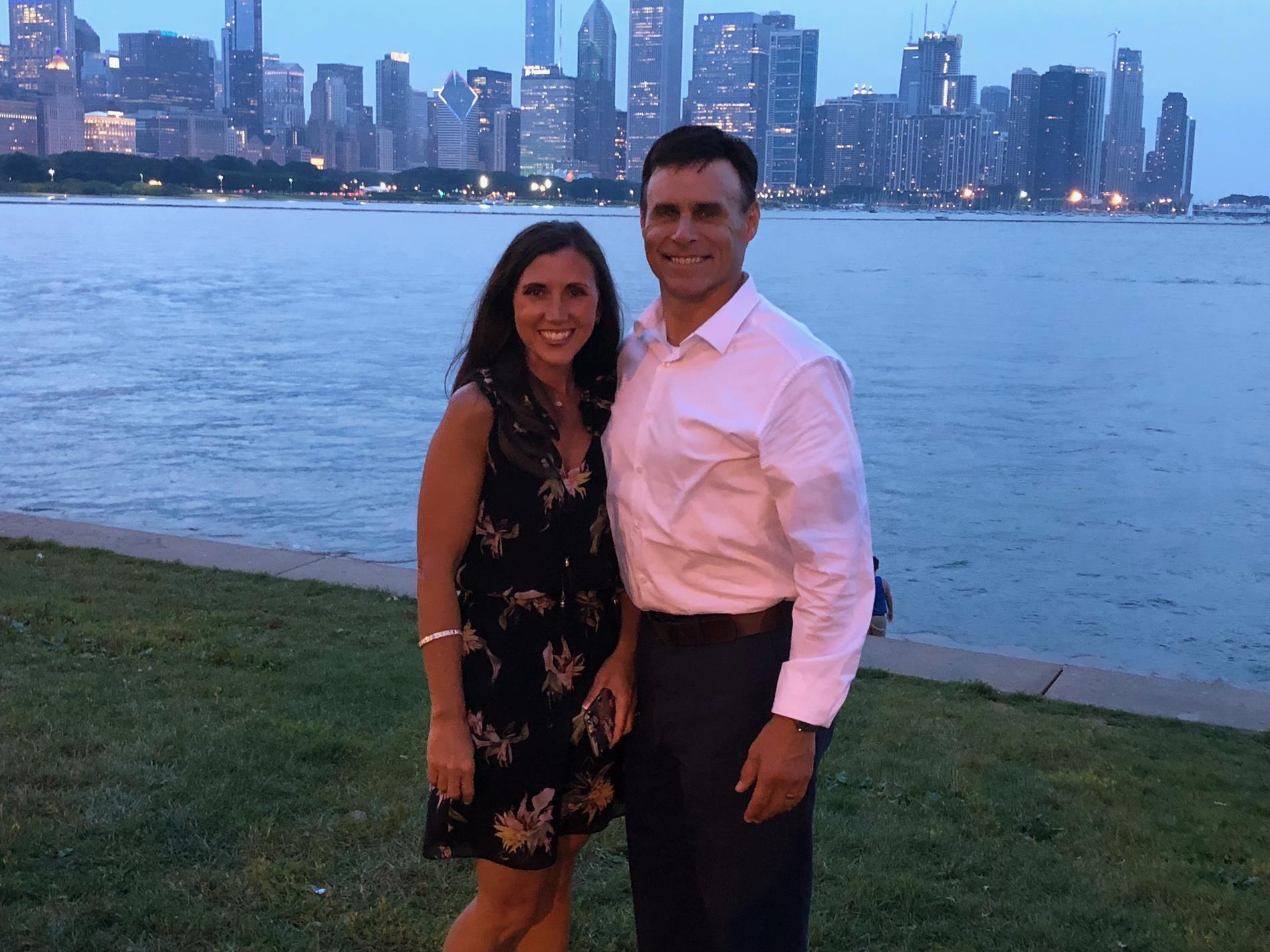 Mr. & Mrs. Kilzer, II