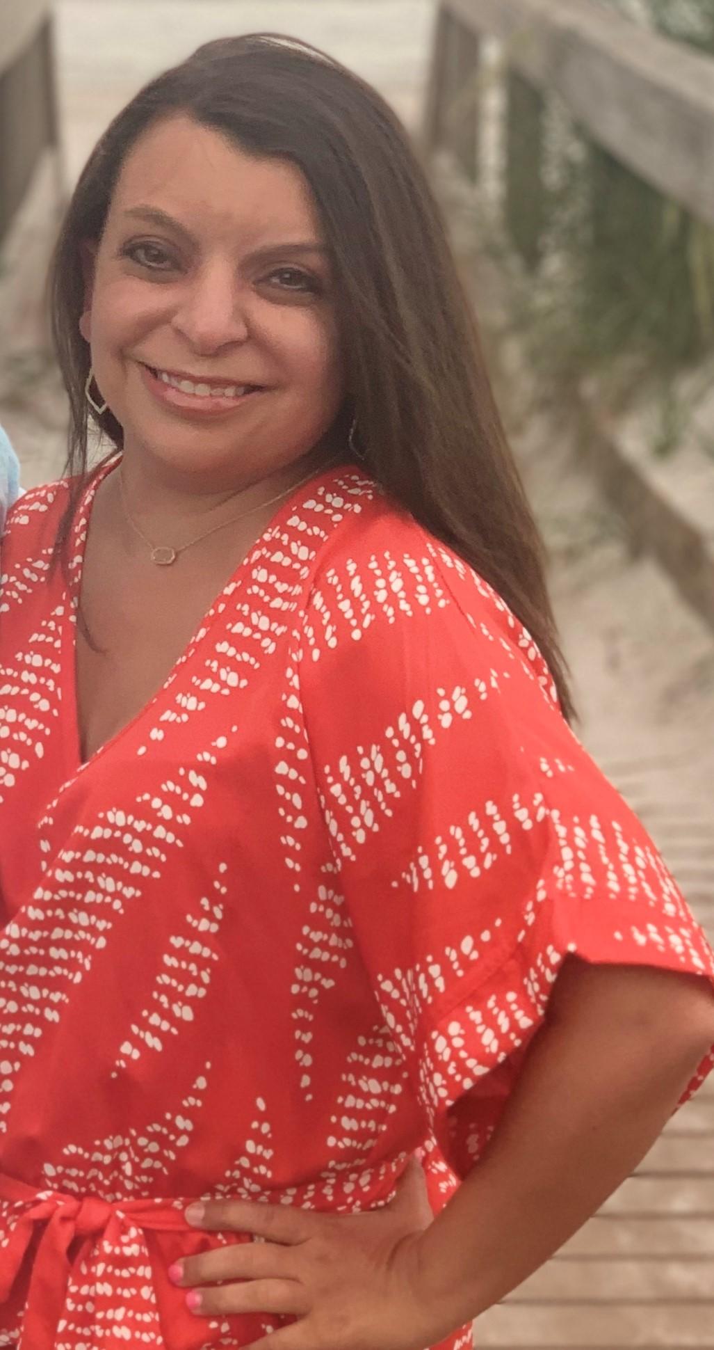 Hi! I'm Ms. Cawthon