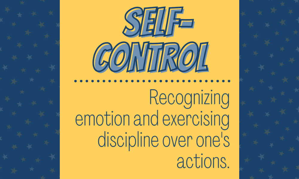 Self-Control Definition