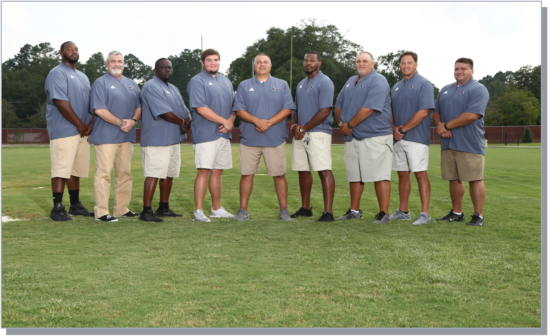 2018 Football Coaches