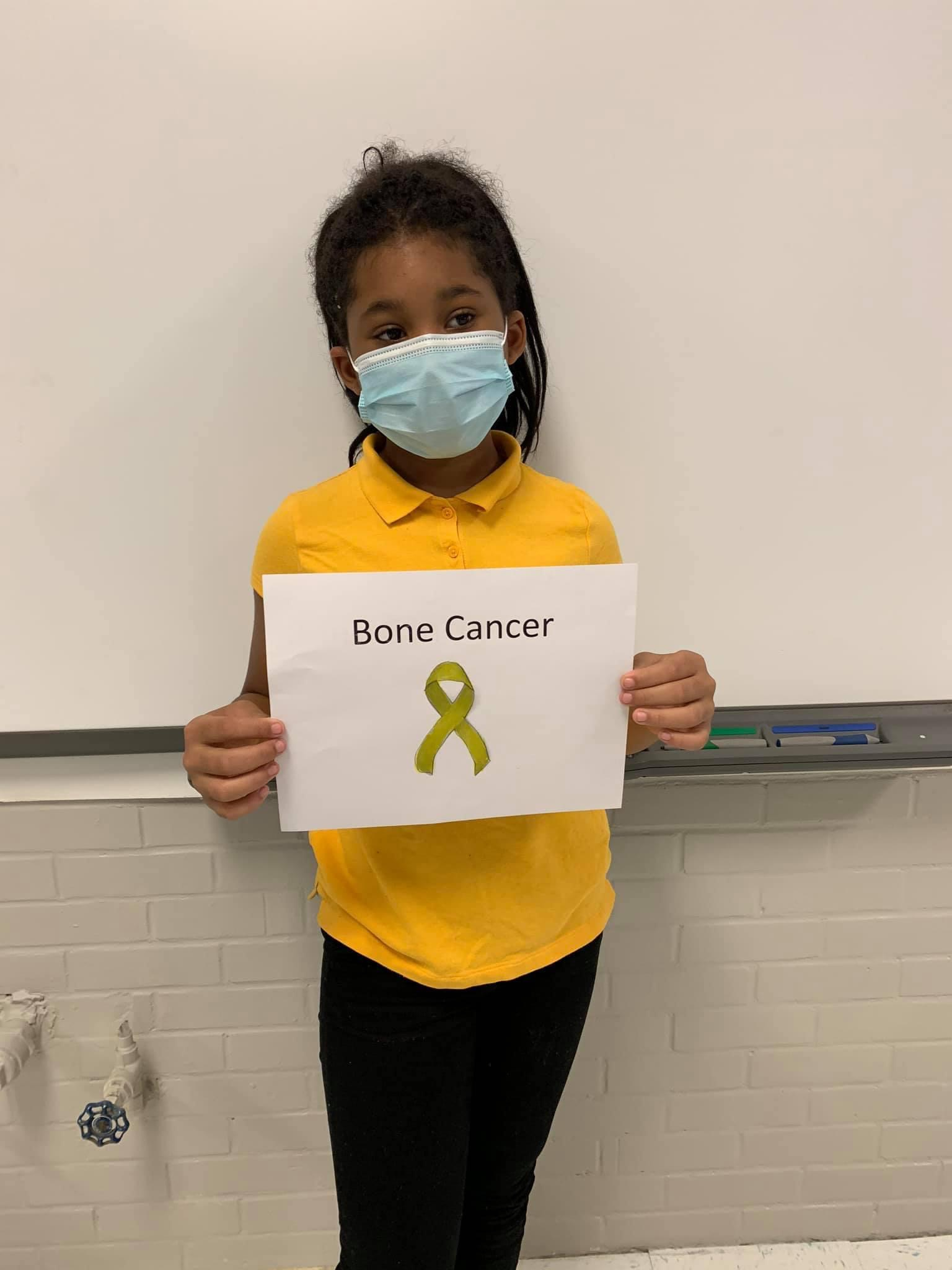 Supporting the fight against bone cancer