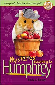 humphrey book cover picture and link to one book, one school project