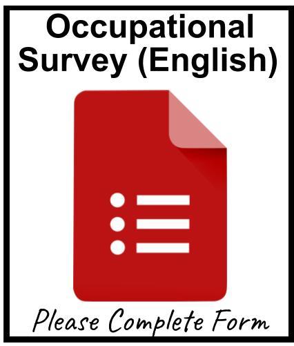 Occupational Survey