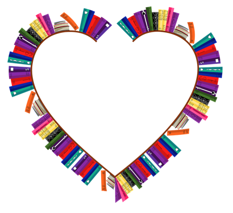 Heart of books