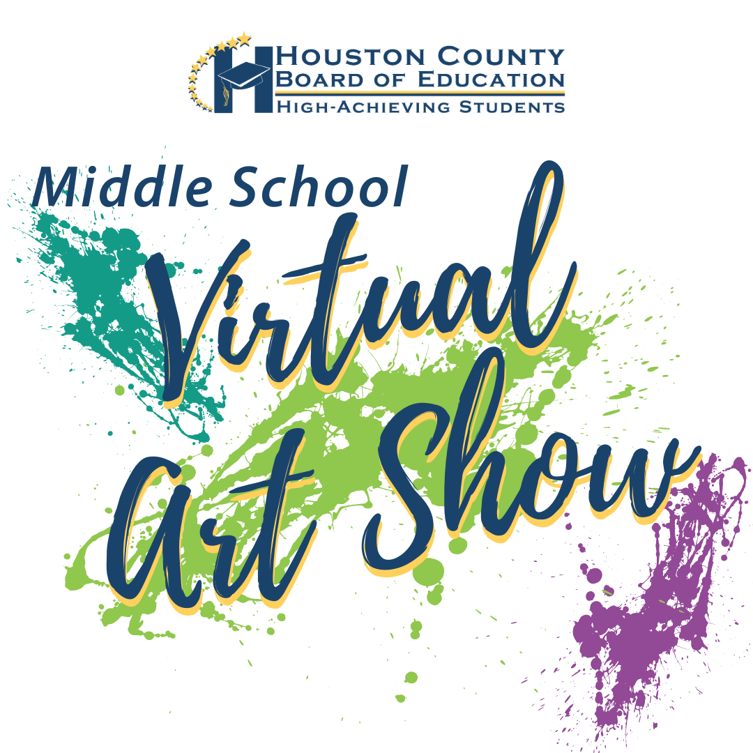 Middle School Virtual Art Show