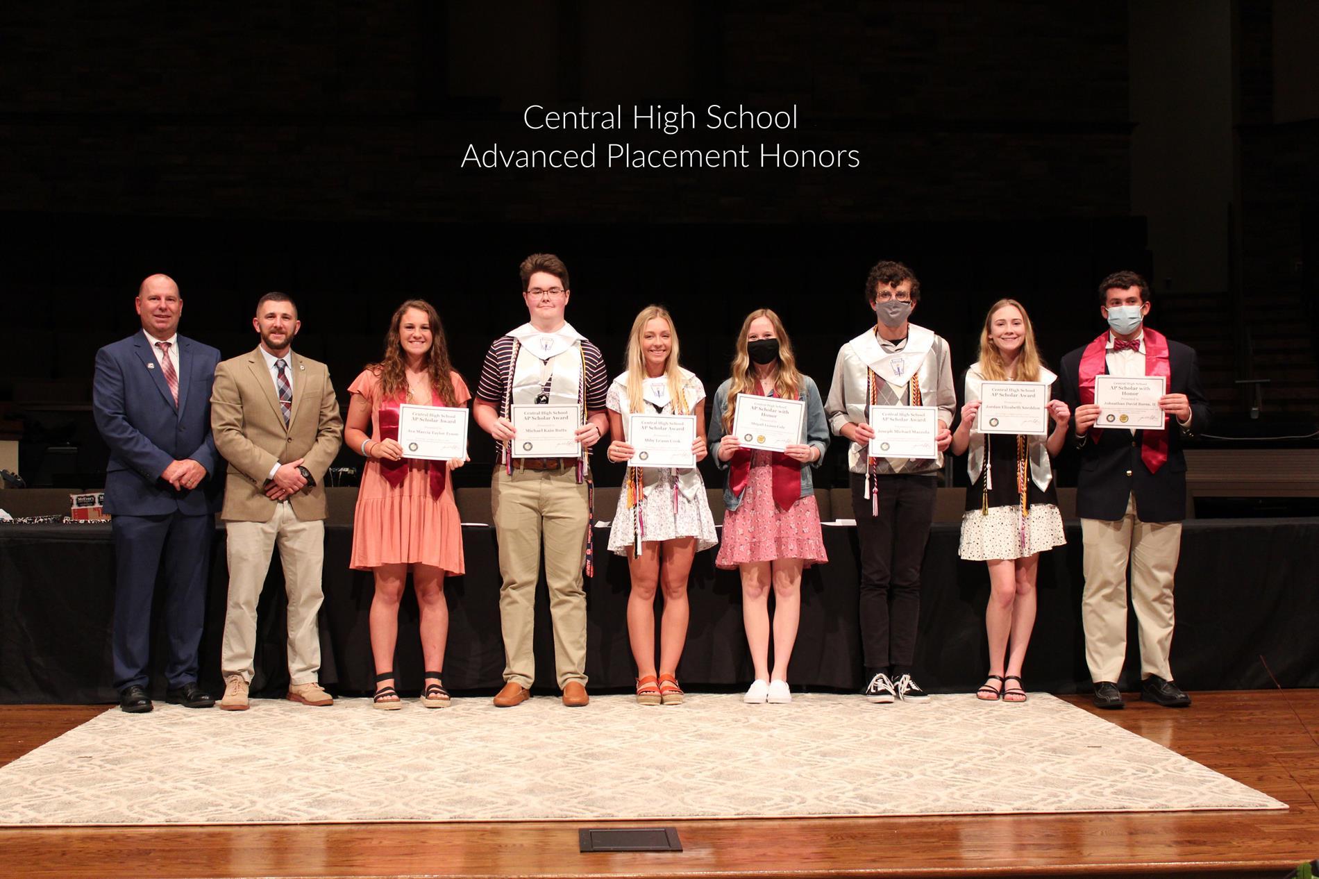 AP Scholar Awards