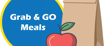Grab and Go Meals September 8 - October 30