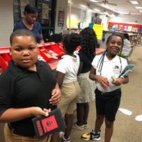Our Scholastic Book Fair is a reading event that brings the books kids want to read right into our school. It's a wonderful selection of emerging and affordable books for every reading level.