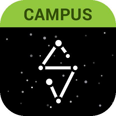 Campus - Student clip art