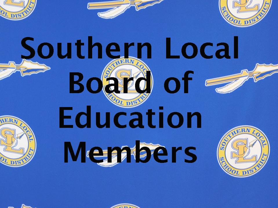 S.L. School Board of Ed.
