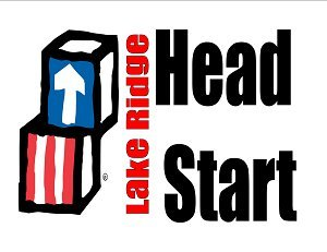 Lake Ridge Head Start logo