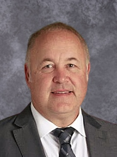 Barry Schmidt - Superintendent