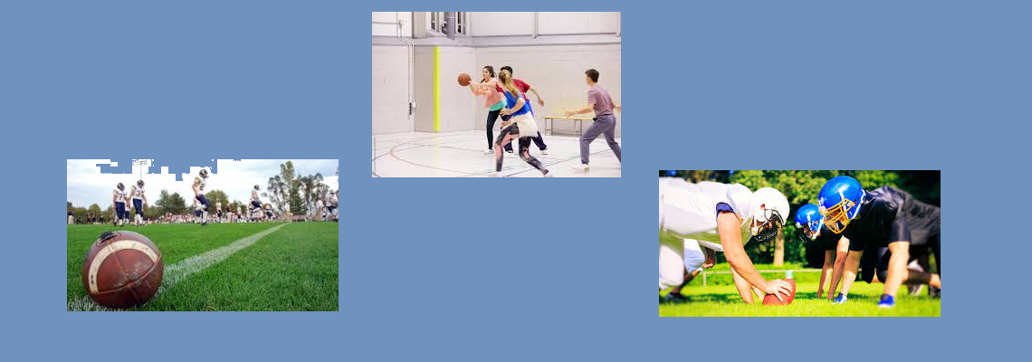 Students in Recreation