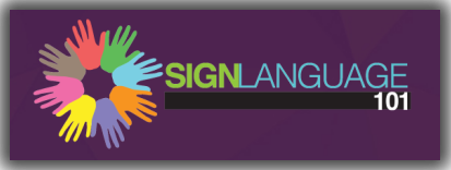 Sign Language 101 logo