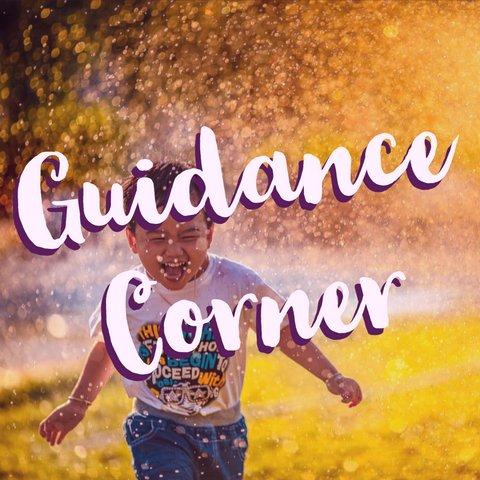 Guidance Corner
