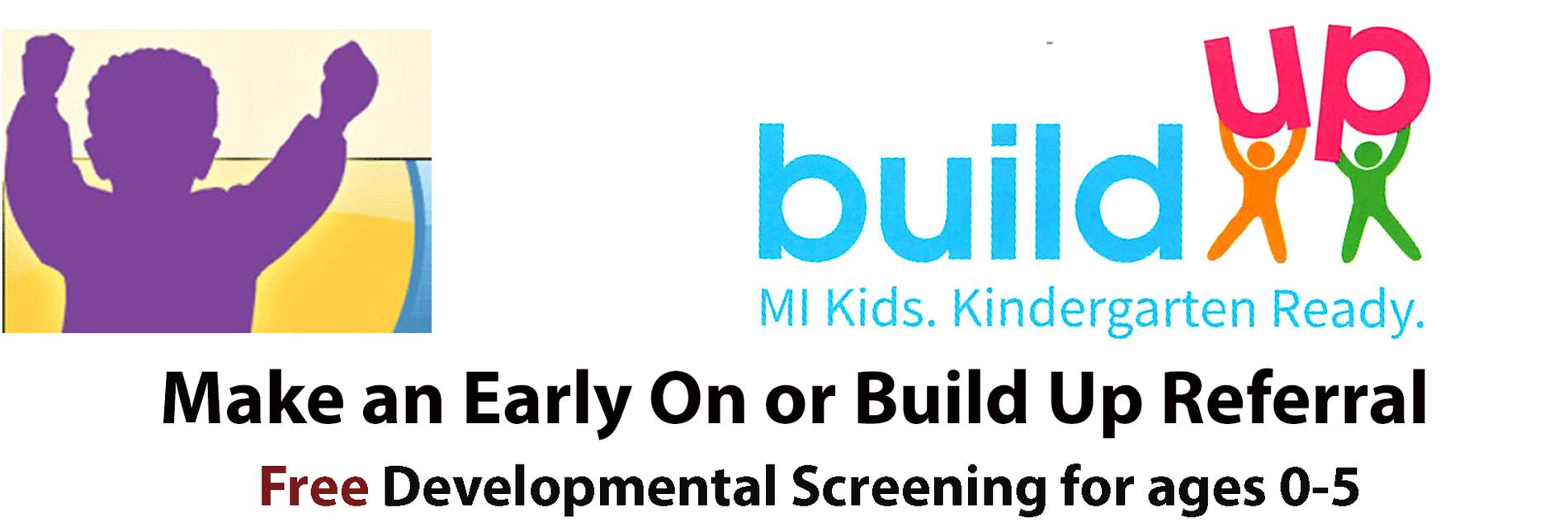 Free Developmental Screening for age 0-5