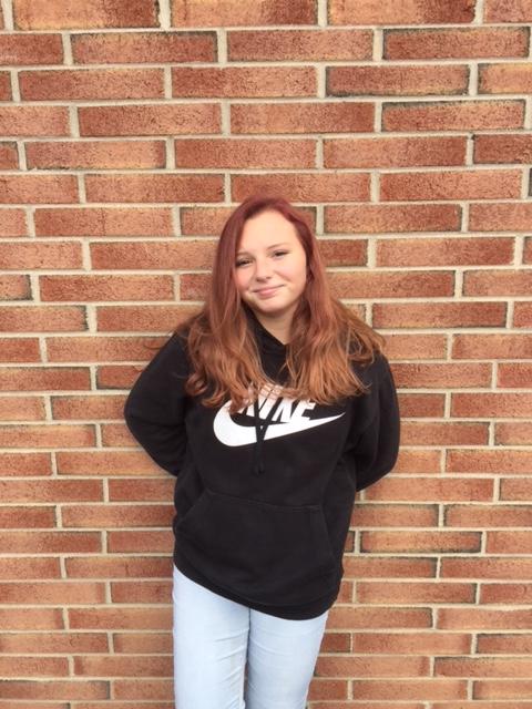 7th Grade - Elaina Davis